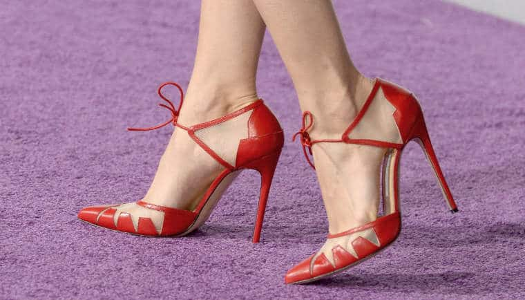 pantofi stiletto ieftini piele